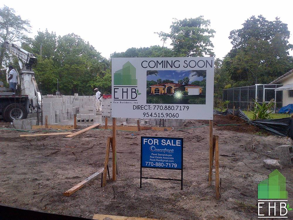 Home builders new home construction eco for Home builder contractors