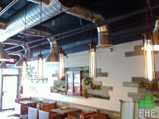 Commercial Construction – Restaurant Construction-1372