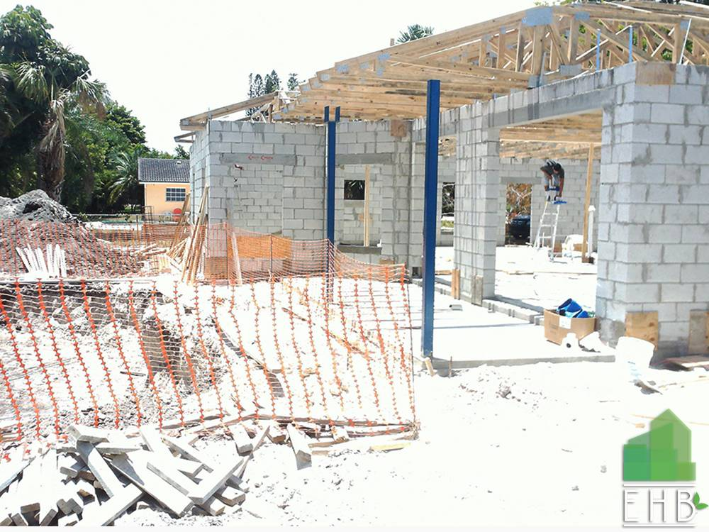 Home construction projects