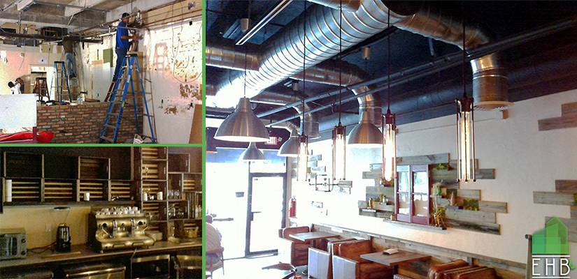 Commercial Renovation Makeover For Businesses